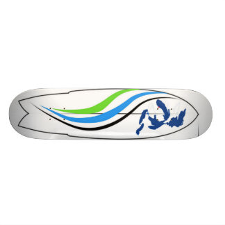 Surf Phish Great Lakes Skateboard