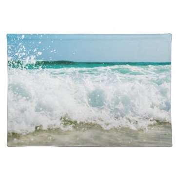 Beach Themed surf placemat