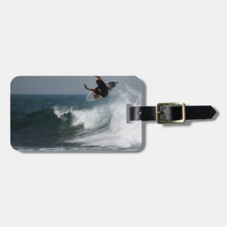 Surf Report Luggage Tag