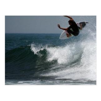 Surf Report Postcard