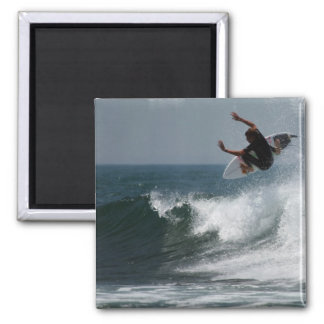 Surf Report Square Magnet Fridge Magnets