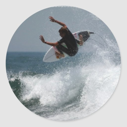 Surf Report Stickers
