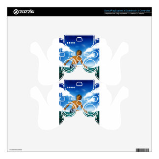 Surf Rider PS3 Controller Skins