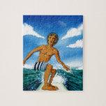 Surf Rider Puzzle