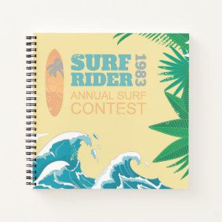 Surf Rider Surf Contest |1983 Notebook