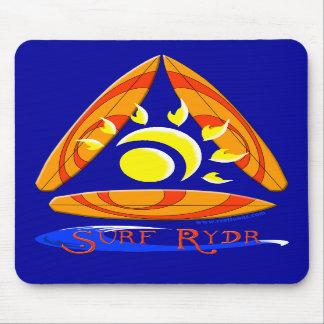 Surf Ryder: Mouse Pad
