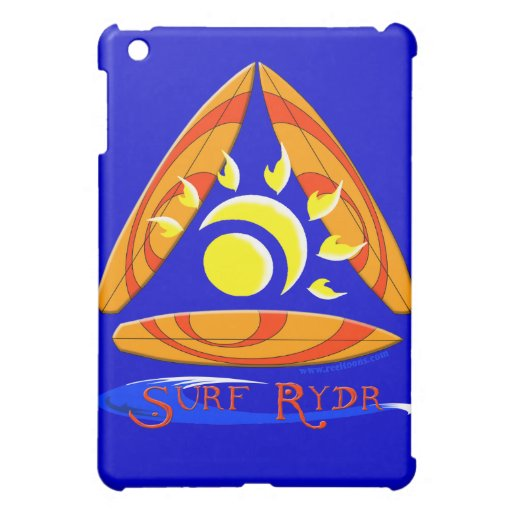 Surf Rydr: iPad Case