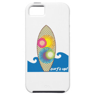 Surf s Up iPhone 5/5S Covers