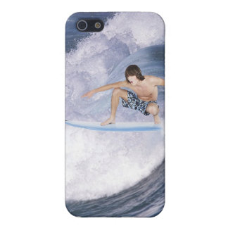 Surf's Up! Catch The Wave!  Case For iPhone SE/5/5s