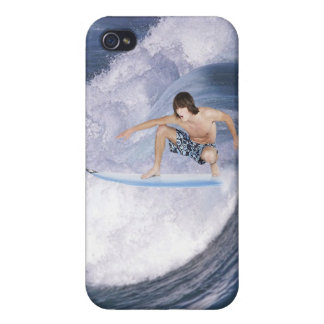 Surf's Up! Catch The Wave!  Cases For iPhone 4