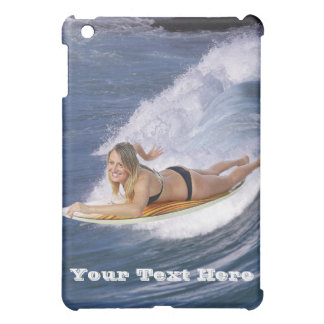 Surf's Up! Catch The Wave!  iPad Mini Cases