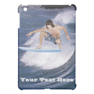 Surf's Up! Catch The Wave!  iPad Mini Cover