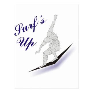 Surf´s Up Postcard
