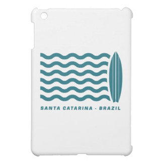 Surf Santa Catarina Brazil Cover For The iPad Mini