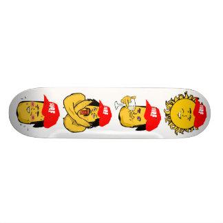 SURF SK8 SKATEBOARD DECK