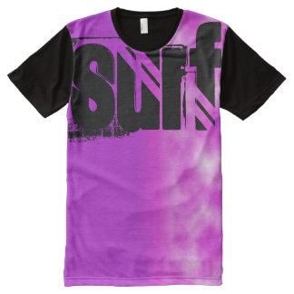 Neon purple t shirts shirt designs zazzle for Bright purple t shirt