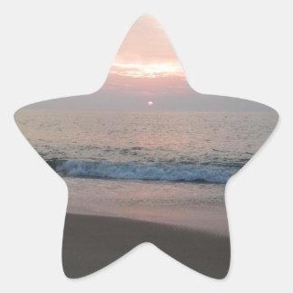 Surf Star Sticker