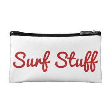 Beach Themed Surf Stuff Bag
