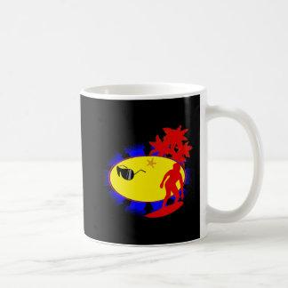 Surf & Sun Coffee Mugs
