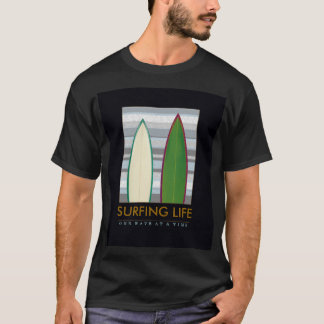 surf . surfing . beach-culture T-Shirt