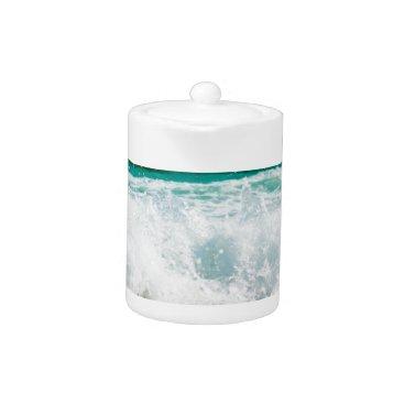 Beach Themed surf teapot