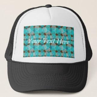 Surf & Turf Pattern Collection Trucker Hat