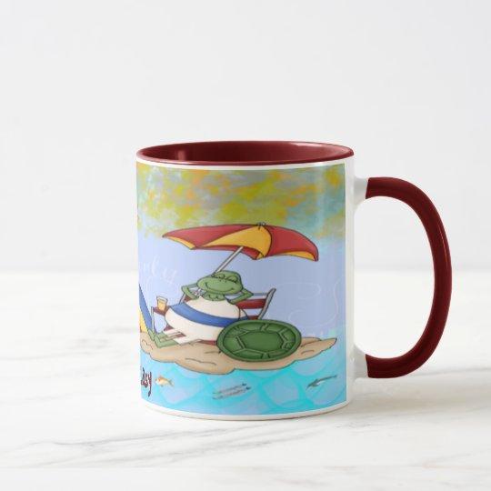 Surf up Dude Mug