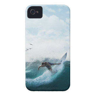Surf up iPhone 4 Case-Mate case