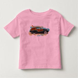 Surf Wagon Woody Toddler T-shirt