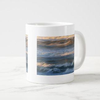 Surf Wave Motion 20 Oz Large Ceramic Coffee Mug