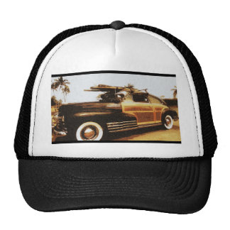 Surf Woody Hats