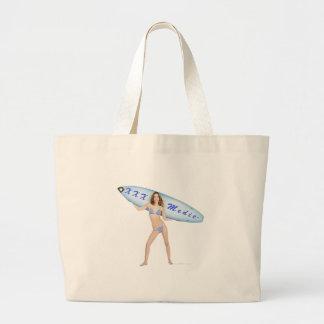 Surf XXX Medic Large Tote Bag