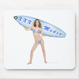Surf XXX Medic Mouse Pad