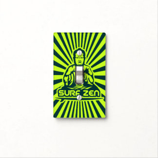 Surf Zen light switch cover