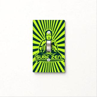 Surf Zen light switch cover