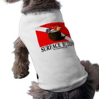 Surface Buddy Dog T Shirt