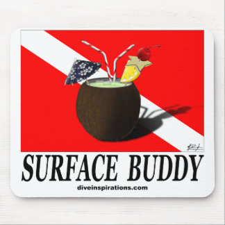 Surface Buddy Mouse Pad