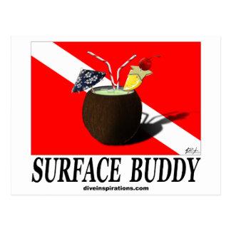 Surface Buddy Postcard