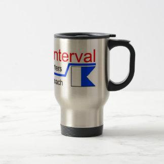 Surface Interval Dive Travel Mug