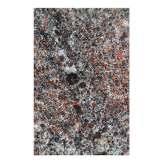 Surface of a gneiss rock stationery