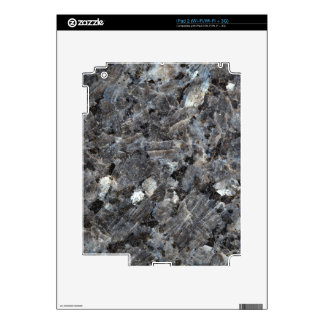 Surface of a Labradorite Rock Decal For The iPad 2