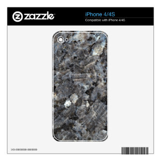 Surface of a Labradorite Rock Decal For The iPhone 4