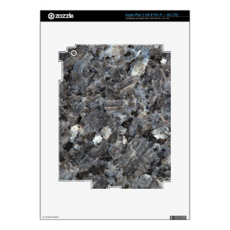 Surface of a Labradorite Rock iPad 3 Skin