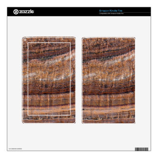 Surface of carbonate rock with weathering traces kindle fire decals