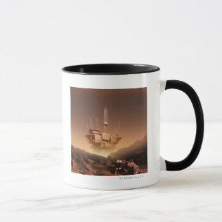 Surface of Mars 2 Mug