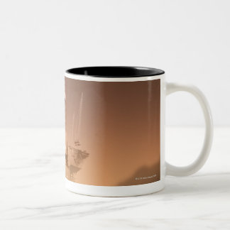 Surface of Mars 2 Coffee Mug