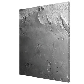 Surface of Mars 3 Stretched Canvas Prints