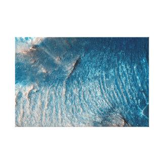 Surface of Mars – Northeast Syrtis Major Canvas Print
