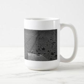 Surface of Mars Panorama from Spirit Mars Rover Classic White Coffee Mug