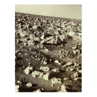 Surface of Mars Postcard